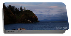Cape Disappointment Light Portable Battery Charger