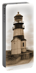 Cape Disappointment Lighthouse Portable Battery Charger