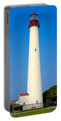Cape May Lighthouse Portable Battery Charger