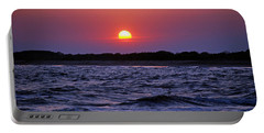 Cape May Sunset Portable Battery Charger