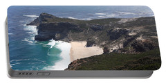 Cape Of Good Hope Coastline - South Africa Portable Battery Charger