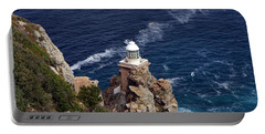 Cape Of Good Hope Lighthouse Portable Battery Charger