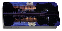 Capitol Morning Portable Battery Charger