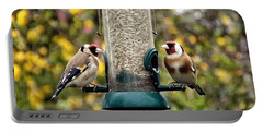 Carduelis Carduelis 'goldfinch' Portable Battery Charger