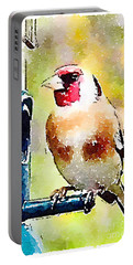 Carduelis Carduelis 'waterfinch' Portable Battery Charger