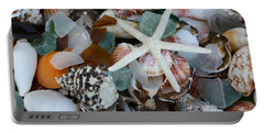Caribbean Shells Portable Battery Charger