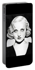 Carole Lombard Portable Battery Charger