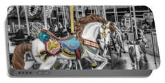Carousel Horse Equ168125 Portable Battery Charger