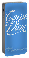 Carpe Diem Portable Battery Charger