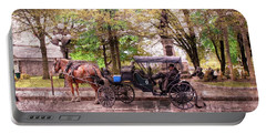 Carriage Rides Series 03 Portable Battery Charger