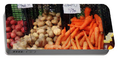 Carrots Potatoes And Honey Portable Battery Charger