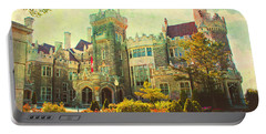 Casa Loma Castle In Toronto Portable Battery Charger