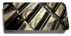 Case Of Harmonicas  Portable Battery Charger