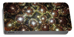 Casino Sparkle Interior Decorations Portable Battery Charger by Navin Joshi