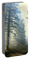 Union Creek Oregon Prescribed Burn Portable Battery Charger