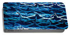 Portable Battery Charger featuring the photograph Cast Your Net Upon The Waters by Stephanie Grant