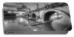 Castel Sant' Angelo Bw Portable Battery Charger