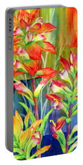 Castilleja Indivisa Portable Battery Charger