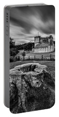Castle Fraser Portable Battery Charger by Dave Bowman