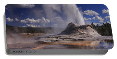 Castle Geyser Portable Battery Charger
