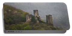 Castle In The Mountains. Portable Battery Charger
