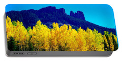 Autumn Castle Rock Aspens Portable Battery Charger