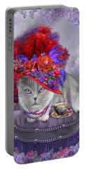 Cat In The Red Hat Portable Battery Charger