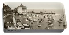 Catalina Island. Avalon Portable Battery Charger
