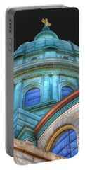 Cathedral Dome Portable Battery Charger