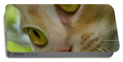 Cats Eyes Portable Battery Charger