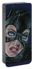 Catwoman Portable Battery Charger
