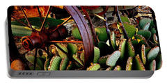 Caught In A Cactus Patch-sold Portable Battery Charger