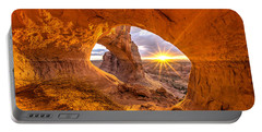 Cave Arch Portable Battery Charger