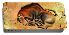 Cave Painting Portable Battery Charger