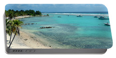 Cayman Beach Portable Battery Charger