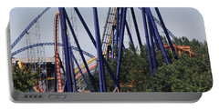 Cedar Point Roller Coasters Portable Battery Charger
