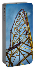 Cedar Point - Top Thrill Dragster Portable Battery Charger