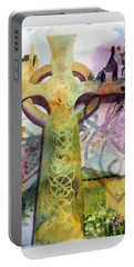 Celtic Memories Portable Battery Charger