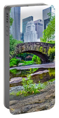 Central Park Nature Oasis Portable Battery Charger