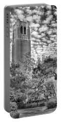 Portable Battery Charger featuring the photograph Century Tower by Howard Salmon