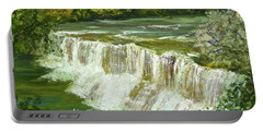 Chagrin Falls Portable Battery Charger