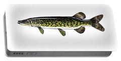 Chain Pickerel Portable Battery Charger