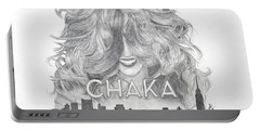 Chaka 40 Years Portable Battery Charger