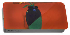 Chameleons Vase Portable Battery Charger