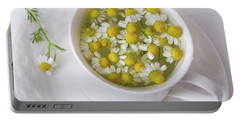 Chamomile Tea Portable Battery Charger