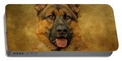 Chance - German Shepherd Portable Battery Charger