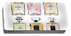 Coco Chanel Portable Battery Chargers