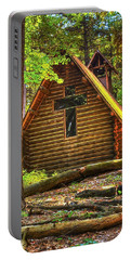Chapel In The Pines Portable Battery Charger