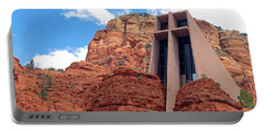 Chapel Of The Holy Cross Portable Battery Charger