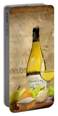 Chardonnay Iv Portable Battery Charger